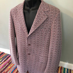 Vintage 70s Blazer Jacket Sullivans Fine Tailored
